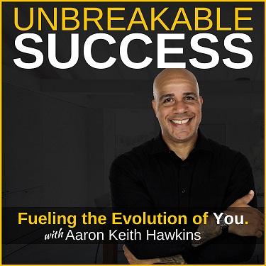 Unbreakable Success Podcast Art January2018